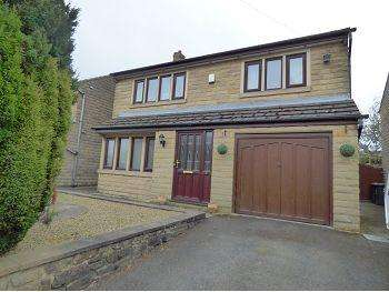 4 Bedrooms Detached House for sale in Paradise Street, Hadfield, Glossop, SK13 1BA