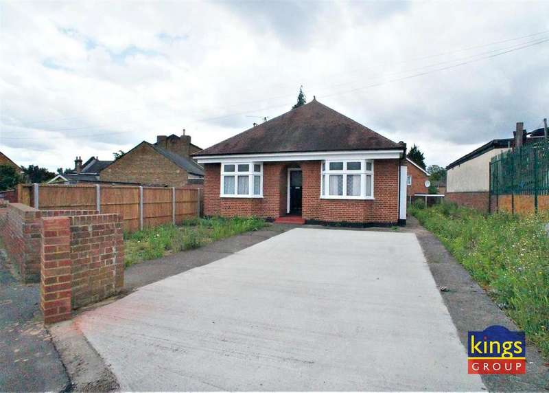 3 Bedrooms Detached Bungalow for sale in Silver Street, Waltham Abbey