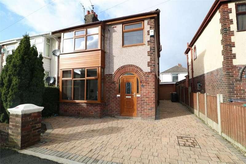 3 Bedrooms Semi Detached House for sale in Beechwood Avenue, Fulwood, PRESTON, Lancashire
