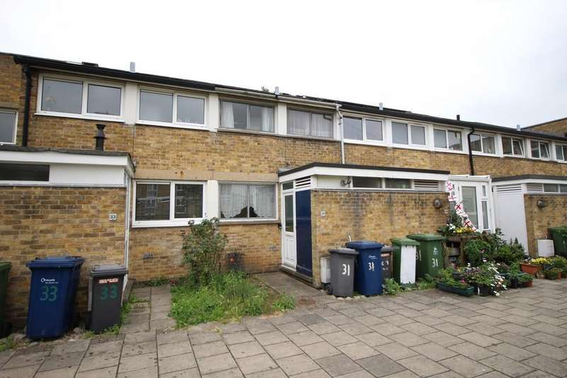 1 Bedroom Terraced House for sale in Ashley Court, Cambridge