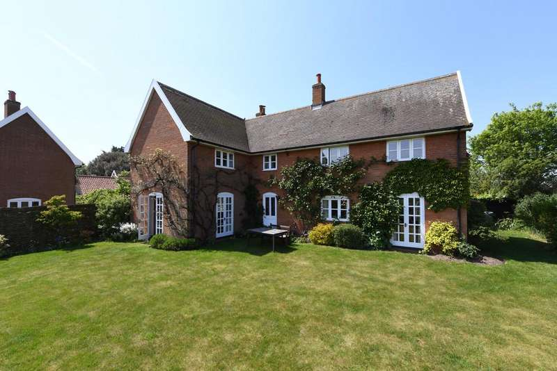 4 Bedrooms Detached House for sale in Orford, Heritage Coast, Suffolk