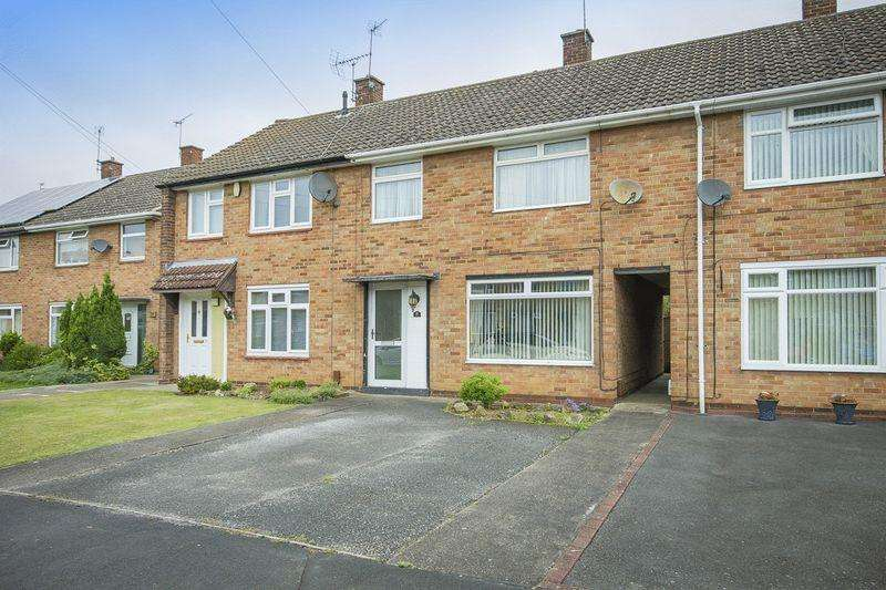 3 Bedrooms Terraced House for sale in FALMOUTH ROAD, ALVASTON