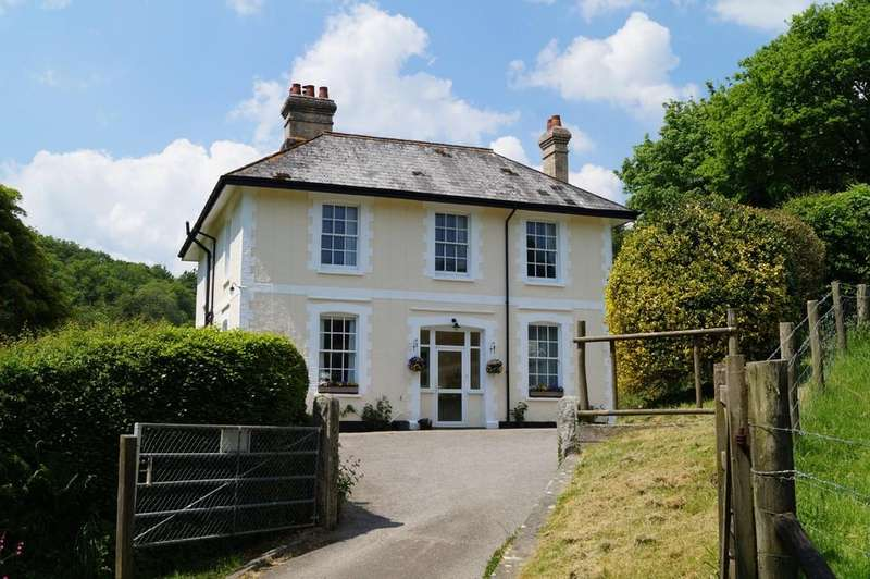 4 Bedrooms Farm House Character Property for sale in Wilminstone, Tavistock