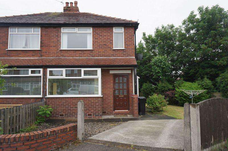 2 Bedrooms Semi Detached House for sale in Birkdale Grove, Stockport