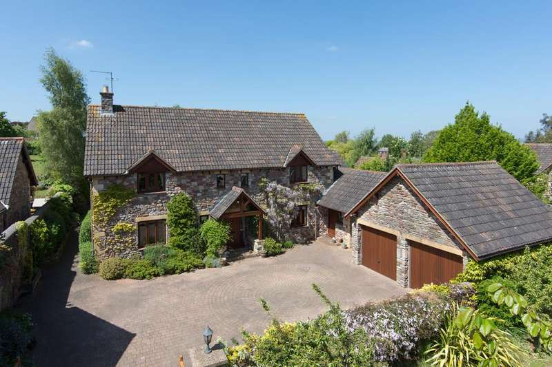 4 Bedrooms Detached House for sale in Water Street, East Harptree
