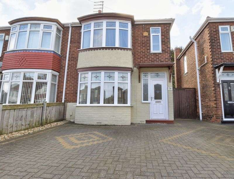 3 Bedrooms Property for sale in Fernwood Avenue, Hartlepool