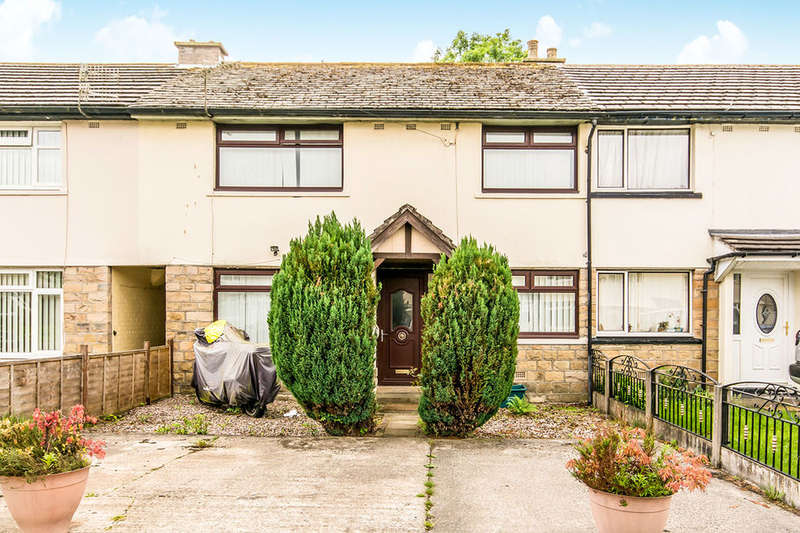3 Bedrooms Terraced House for sale in Woodcock Grove, Glossop, SK13