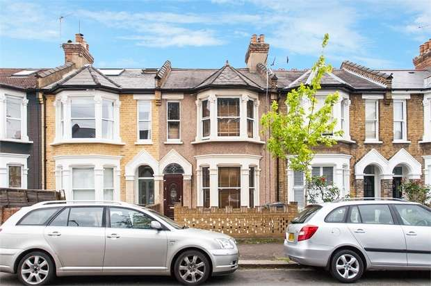 3 Bedrooms Terraced House for sale in Greville Road, Walthamstow, London
