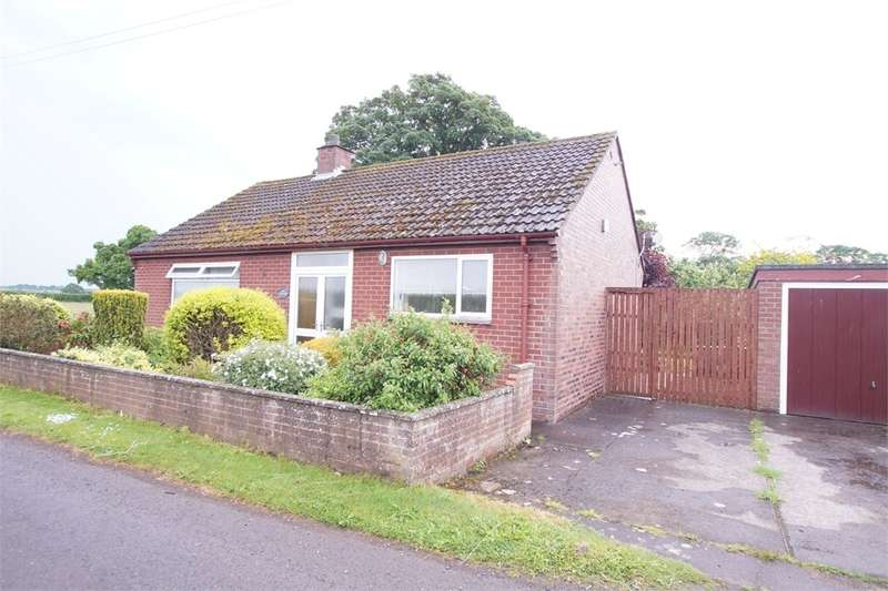 2 Bedrooms Detached Bungalow for sale in CA4 0QR High Woodbank, Brisco, Carlisle, Cumbria