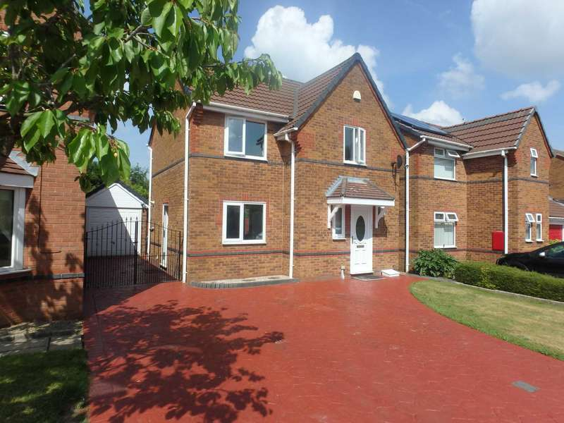 3 Bedrooms Detached House for sale in Freshwater Close, Great Sankey