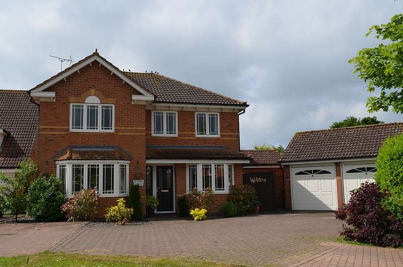 5 Bedrooms Detached House for sale in Pond Close, Welton, Lincoln, Lincolnshire, LN2