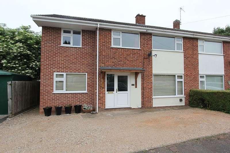 5 Bedrooms Semi Detached House for sale in The Woodcroft, Diseworth, Derby, Derbyshire, DE74 2QT