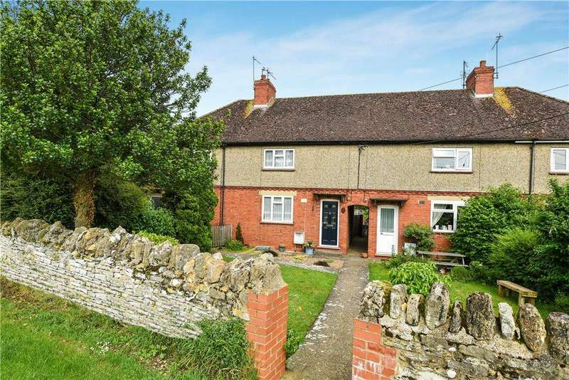 3 Bedrooms Terraced House for sale in Weston Road, Olney, Buckinghamshire