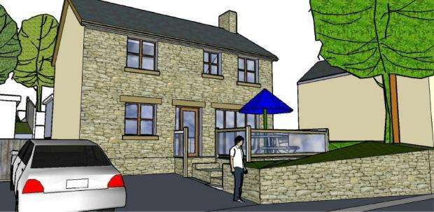 4 Bedrooms Detached House for sale in Newland Street, Coleford