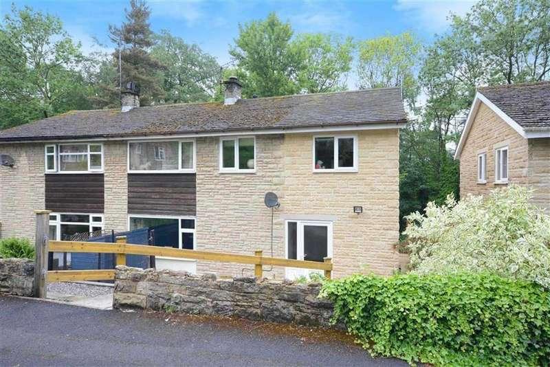 4 Bedrooms Semi Detached House for sale in 46, Park Road, Bakewell, Derbyshire, DE45
