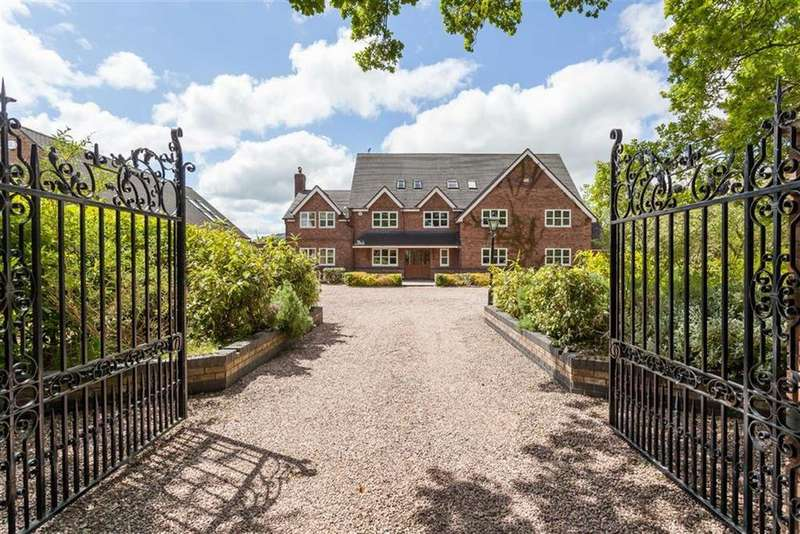 8 Bedrooms Detached House for sale in Sandy Lane, Hope, Wrexham, Wrexham