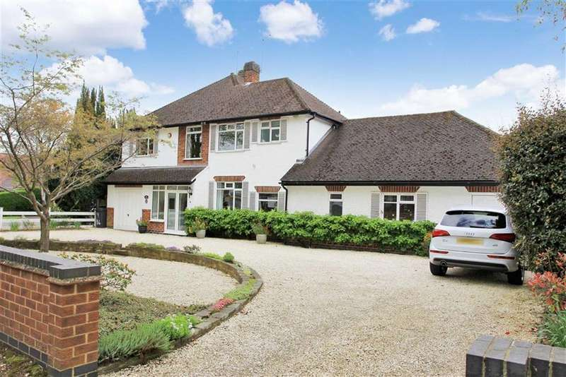4 Bedrooms Detached House for sale in Spencefield Lane, Evington, Leicester