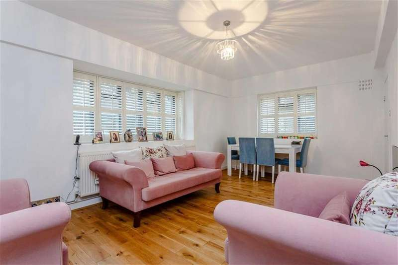 3 Bedrooms Flat for sale in Kingsbridge Avenue, London