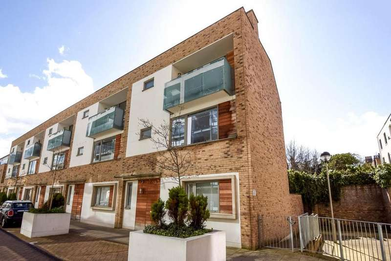 3 Bedrooms Terraced House for sale in Printers Road, Stockwell