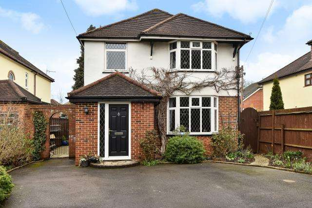 3 Bedrooms Detached House for sale in Cippenham, Berkshire, SL1