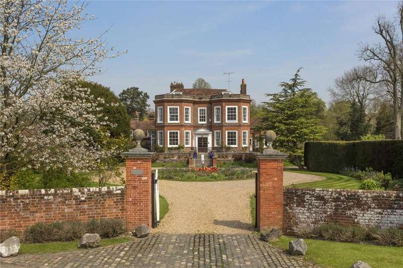 8 Bedrooms Unique Property for sale in Little Missenden, Amersham, Buckinghamshire, HP7