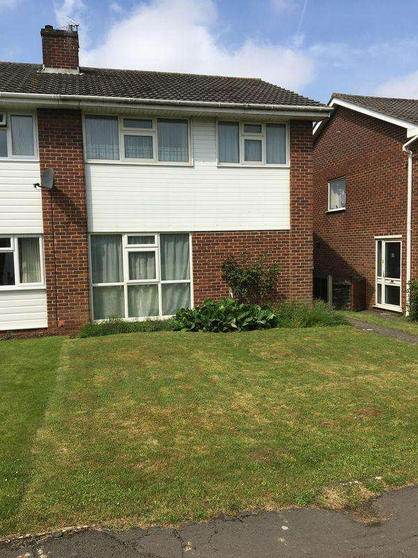 3 Bedrooms Semi Detached House for sale in Finch Road, Chipping Sodbury