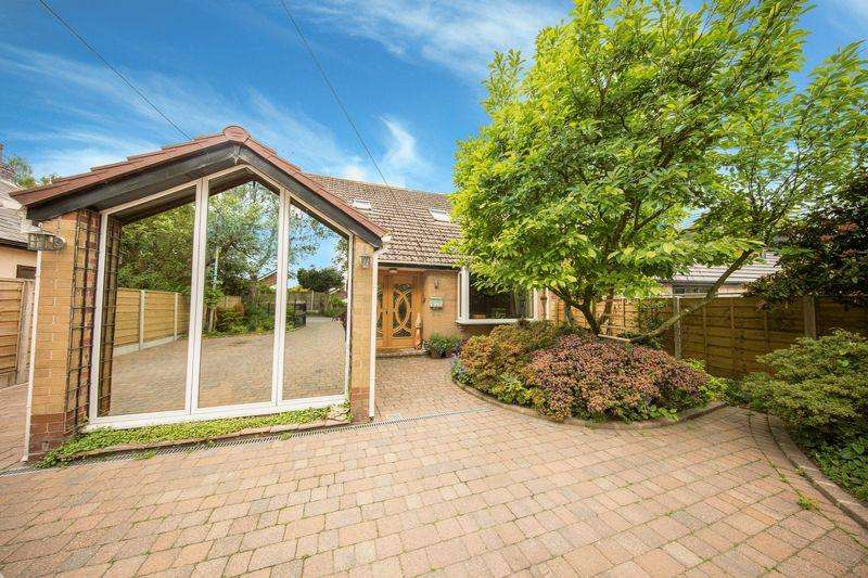 4 Bedrooms Detached House for sale in Birch Tree Lane, Goostrey, Cheshire