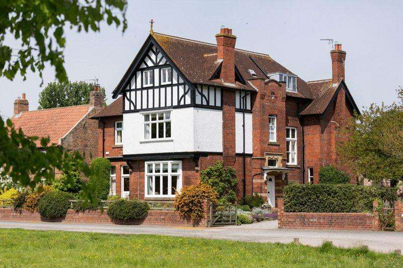 7 Bedrooms Detached House for sale in Savage Garth, The Green, Nun Monkton