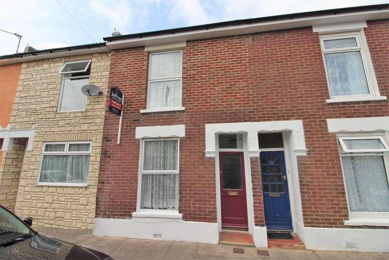 2 Bedrooms Terraced House for sale in Strode Road, Stamshaw