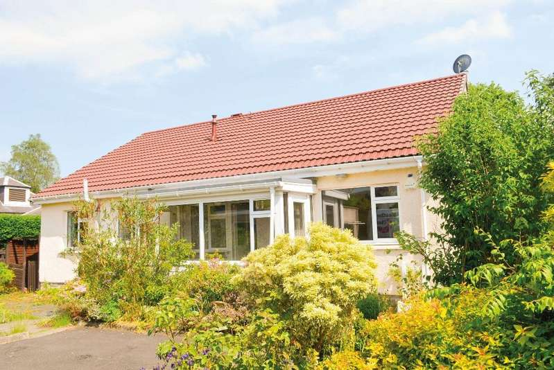 3 Bedrooms Bungalow for sale in Grant Court, Callander, Stirling, FK17 8AD