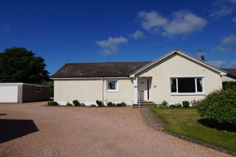 4 Bedrooms Detached Bungalow for sale in Durham Wynd, Lower Largo, Leven, KY8
