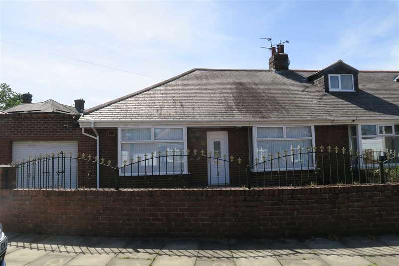 2 Bedrooms Bungalow for sale in Clennell Avenue, Hebburn