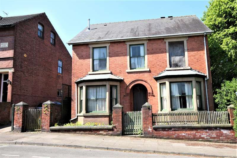 4 Bedrooms Detached House for sale in 'Marshall House', 16 Gregory Street, Ilkeston