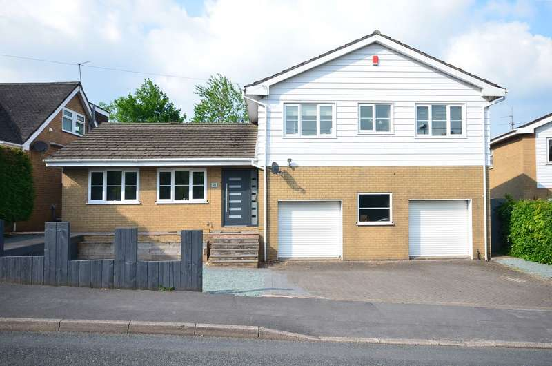 3 Bedrooms Detached House for sale in Grange Road, Meir Heath, ST3 7BH