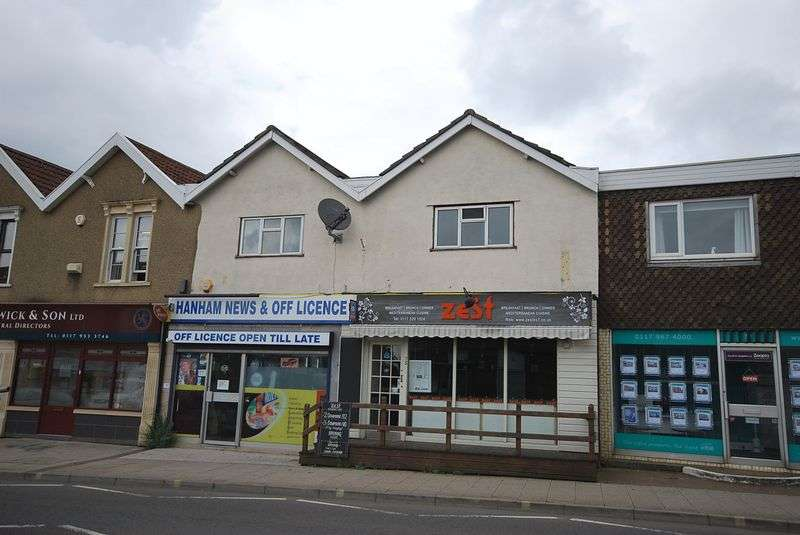2 Bedrooms Property for sale in High Street Hanham, Bristol