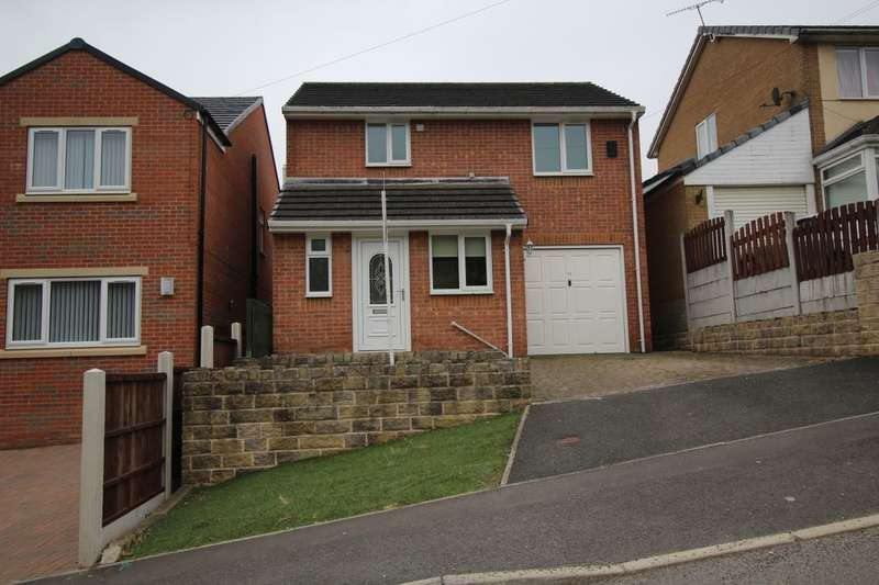 3 Bedrooms Detached House for sale in Woodbury Road, Sheffield, S9