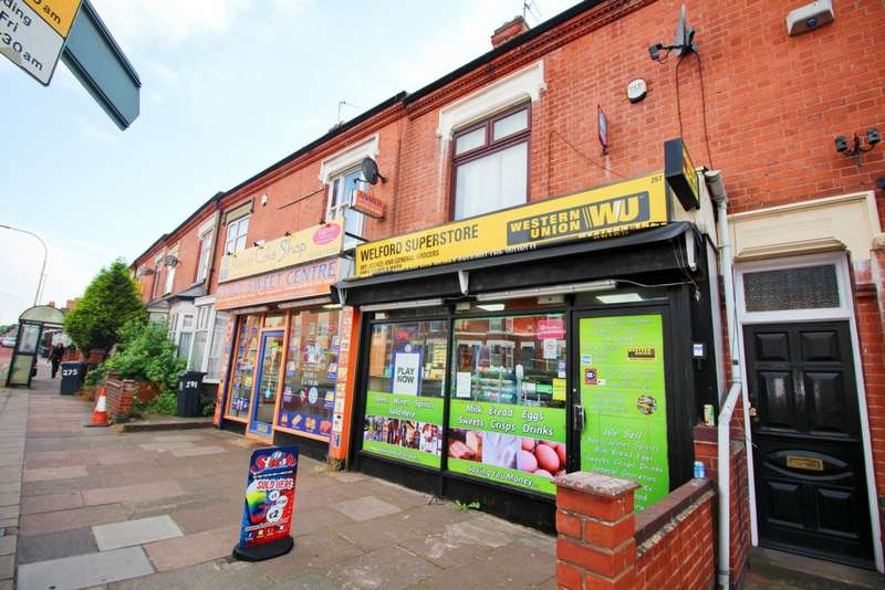Commercial Property for sale in Welford Road, Leicester, LE2