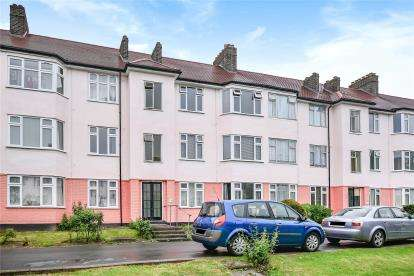 2 Bedrooms Flat for sale in Robins Court, Chinbrook Road, London