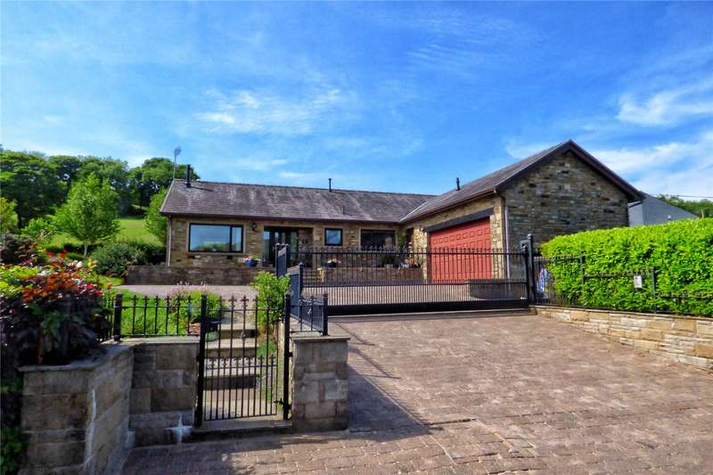 3 Bedrooms Detached Bungalow for sale in Irwell Vale Road, Ewood Bridge, Rossendale, Lancashire, BB4
