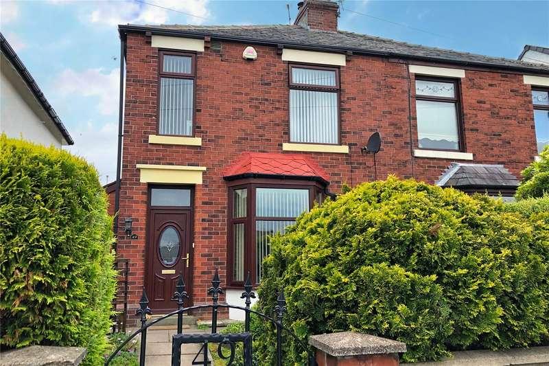 3 Bedrooms Semi Detached House for sale in Abbott Street, Castleton, Rochdale, OL11