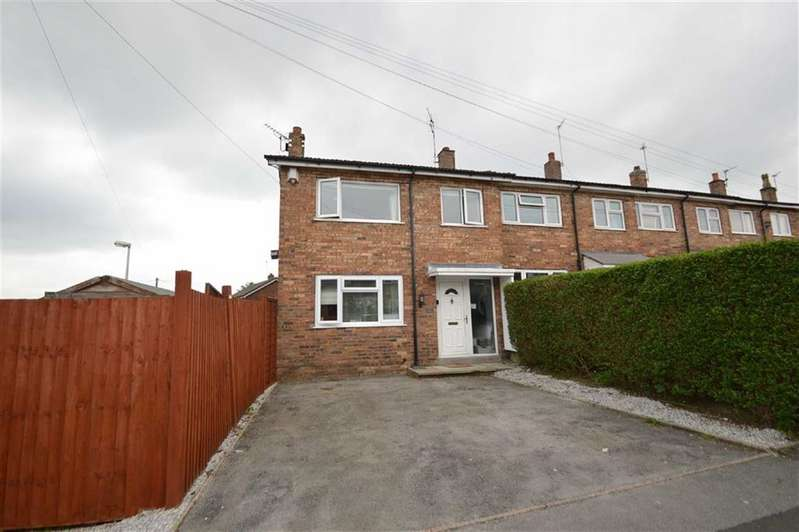3 Bedrooms Mews House for sale in Lumley Road, Macclesfield