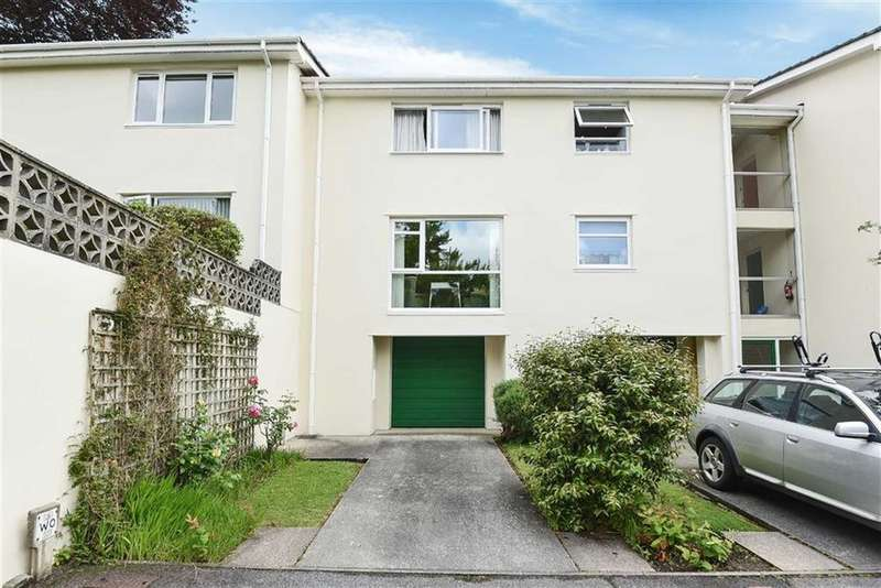 2 Bedrooms Apartment Flat for sale in Elm Court Gardens, Truro, Truro, Cornwall, TR1