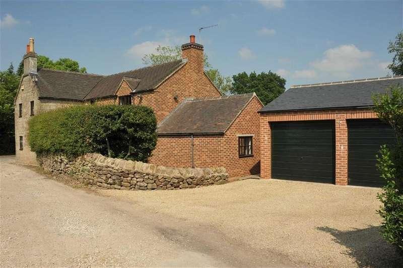 4 Bedrooms Cottage House for sale in Cloves Hill, Morley, Morley Ilkeston
