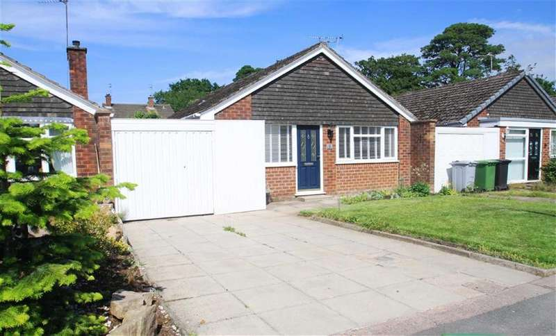 2 Bedrooms Detached Bungalow for sale in Moreton Drive, Handforth