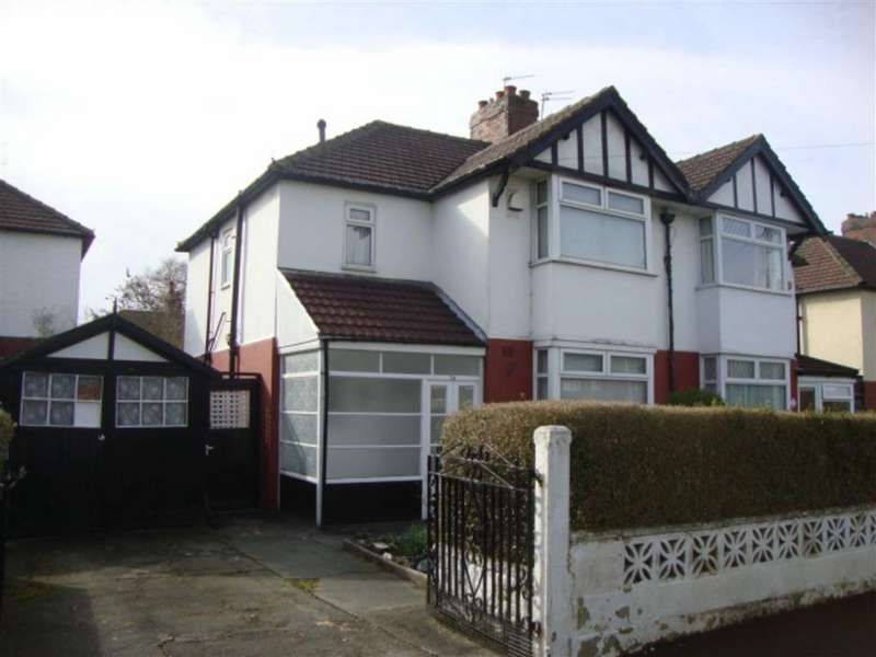 3 Bedrooms Semi Detached House for sale in Shawbrook Road, Burnage, Manchester