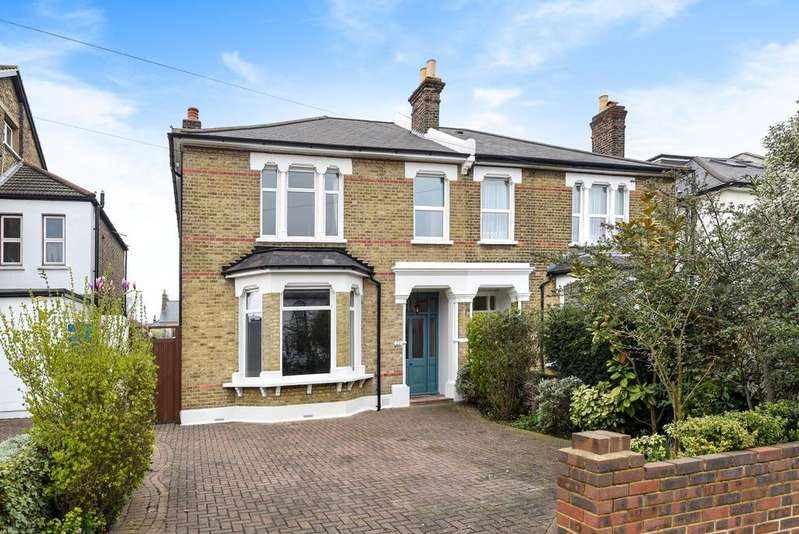 4 Bedrooms Semi Detached House for sale in Wheathill Road London SE20