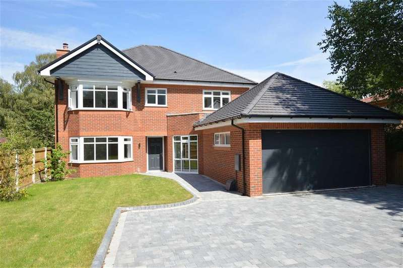 5 Bedrooms Detached House for sale in Vyner Road South, Noctorum, CH43