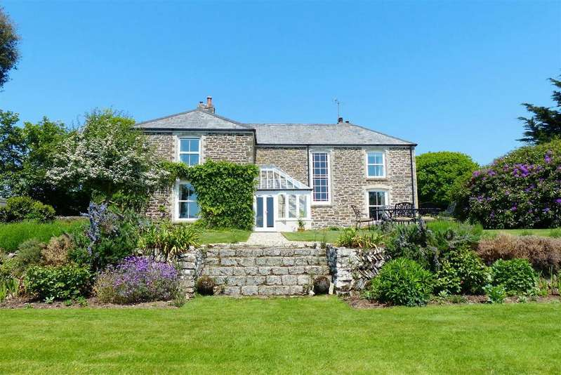 6 Bedrooms Farm House Character Property for sale in Grampound, Truro