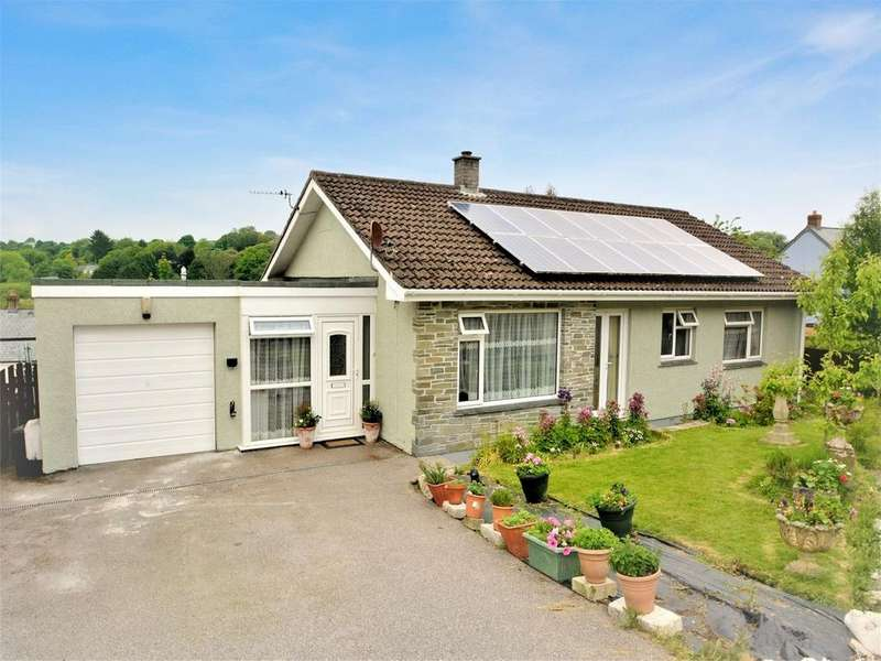 3 Bedrooms Detached Bungalow for sale in Ponsanooth, TRURO, Cornwall