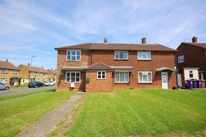 4 Bedrooms Semi Detached House for sale in River Mead, HITCHIN